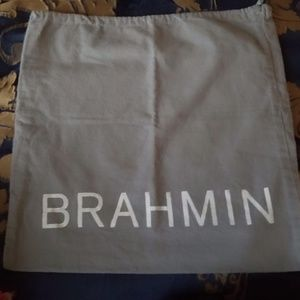 Brahmin Protector Bag Gray Dust bag  / Cover
